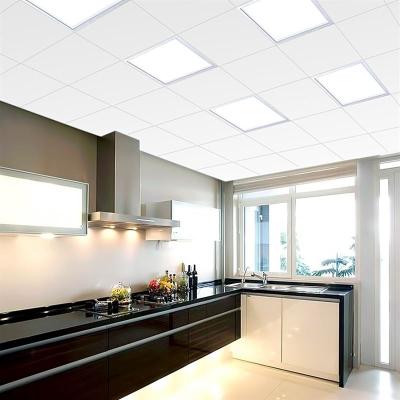 集成吊頂led燈30x30x60LE平板燈鋁扣板廚房衛生間燈嵌入式吸頂燈