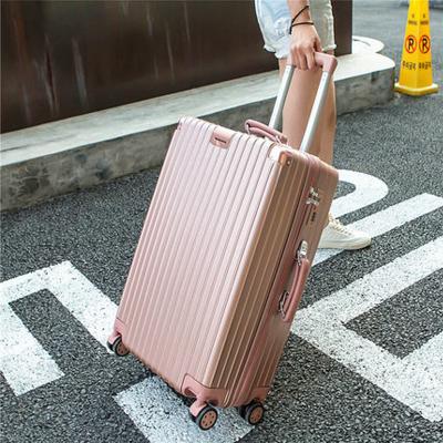 【蘇寧易購|廠家直營】|行李箱拉桿箱旅行箱子韓版26寸20萬向輪大學生男女密碼小清新28寸