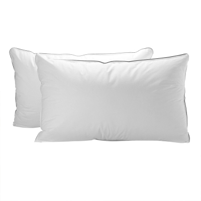 枕芯 2個裝 470mm*750mm 1.5kg 外包紡羽布