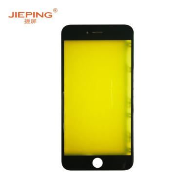 捷屏(JIEPING)適用于蘋果6plus一體蓋板 手機外屏維修更換 黑色(不含稅)
