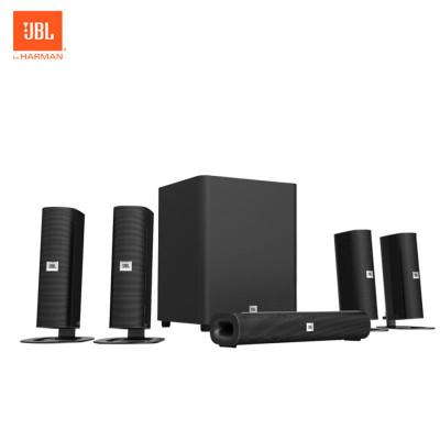 JBL CINEMA 525 無線藍牙5.1家庭影院音響套裝家用客廳電視音箱重低音炮音箱