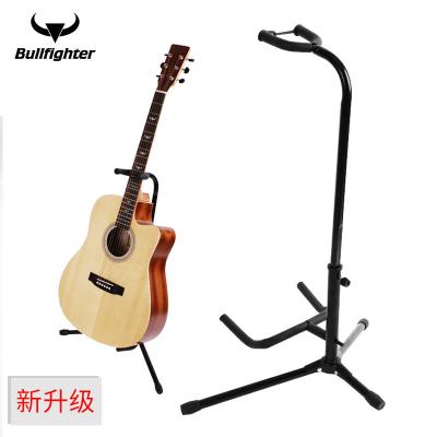 斗牛士(Bullfighter)立式吉他架 吉他琴架 民谣吉他架子 贝司琵琶乐器架 木吉他支架