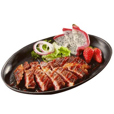 赤豪 澳洲进口 菲力牛排130g 生鲜冷冻