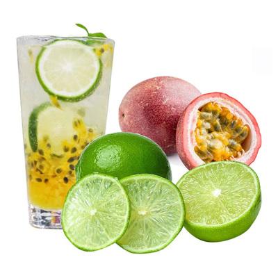 雉鲜生 12枚百香果+4枚青柠檬 网红饮品推荐百香果蜂蜜柠檬茶 新鲜水果