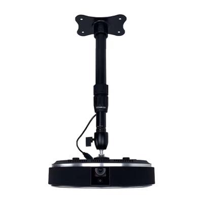 宏燕投影儀吊架 伸縮 安防攝像頭監控吊架通用款 投影機吊架可伸縮 40-66cm (銅軸360° )