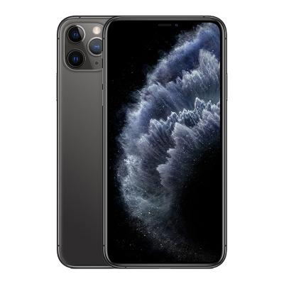 【裸機】Apple/蘋果 iPhone11promax256GB 深空灰 美版有鎖 電信4G 智能手機