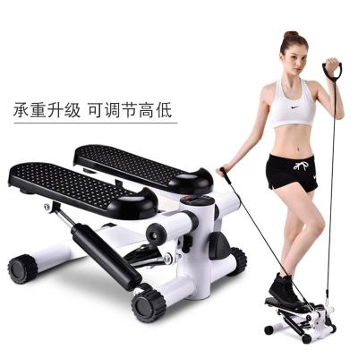 闪电客踏步机家用免安装静音减肥机2015年男女通用迷你多功能脚踏机健身器材