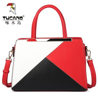 TUCANO брэндийн эмэгтэй загварлаг цүнх улаан