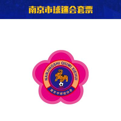 788元2020賽季江蘇蘇寧足球俱樂部南京市球迷協會主場套票