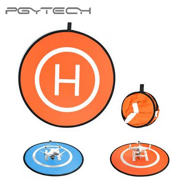 PGYTECH 無人機750停機坪 用于大疆無人機御Mavic2/Air/Pro/精靈4曉起降墊直徑75CM無人機通用