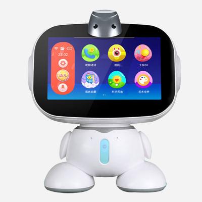 酷米格(KUMIGE)9英寸智能機器人K35早教機兒童機學習機點讀機玩具語音會對話兒童陪伴故事機男孩女孩WIFI連接