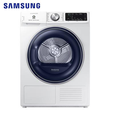 Samsung/三星 DV8NN62632W/SC 热泵低温烘干 快烘35′ 热风清新 可视化水盒 国米定制干衣机