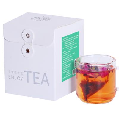 组合花茶包 桂花乌龙红茶玫瑰普洱茶荞麦绿茶 茉莉洛神桑椹袋泡茶