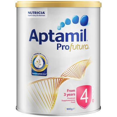 【高端配方】澳洲新西蘭愛他美白金版兒童配方奶粉4段 900g (3歲以上)