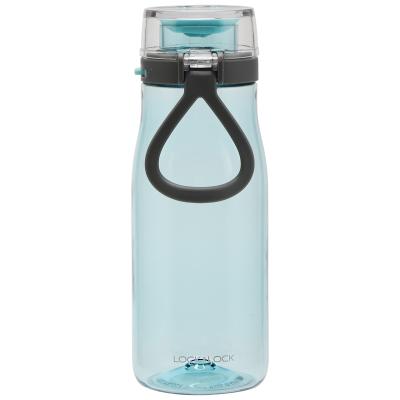 樂扣樂扣(lock&lock)塑料杯一鍵式開啟運動水杯Tritan便攜式茶杯杯子 500ml ABF684