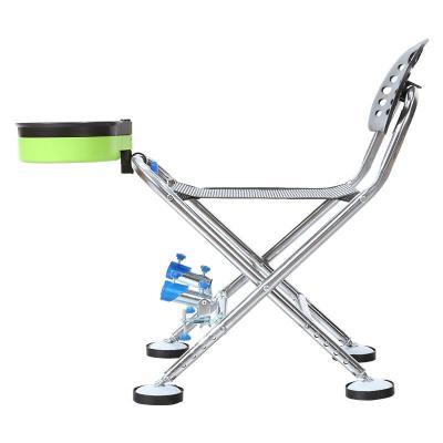 星客士 戶外釣魚椅子折疊坐椅多功能便攜釣魚座椅凳子2020新款小釣椅