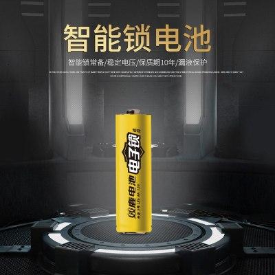 20粒 电池5号电池五号1.5智能锁酒店衣柜锁专业电池