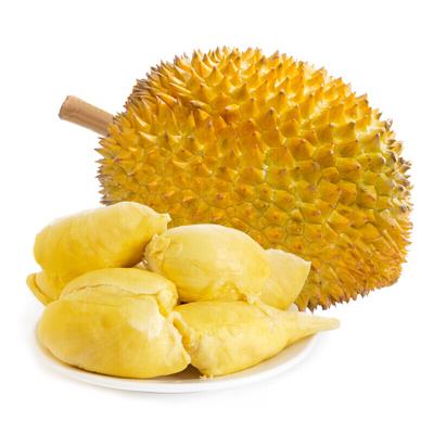 果之緣 泰國進口金枕頭榴蓮水果單果5-6斤鮮唄唄 新鮮水果