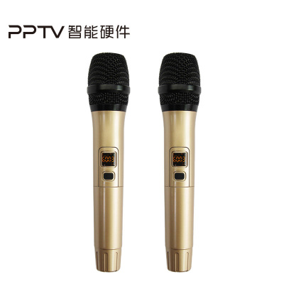 PPTV无线双麦麦克风PM-D02