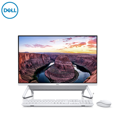 戴尔(DELL)灵越 7790 27英寸屏 全新第十代酷睿 商用 家用一体机台式电脑(Intel i7-10510U 16GB 1TB+256GB固态 独显) 微边框 96%屏占比