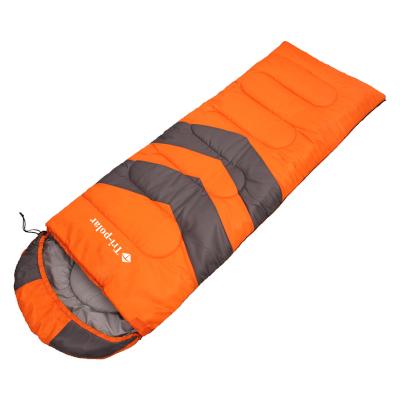 三極戶外(Tripolar) TP2918 棉睡袋野營戶外室內隔臟旅行信封單人四季便攜式午休酒店露營睡袋