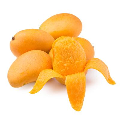 薯家上品 廣西小臺芒2.5斤  新鮮甜心芒果皮薄肉厚當季應季水果