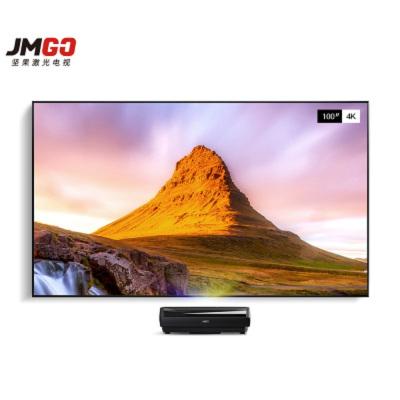 蘇寧易購 堅果(JMGO)SU 激光電視+100寸菲涅爾硬屏套餐
