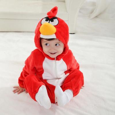 抹炫(MOXUAN)春秋装宝宝可爱动物造型连体衣男女婴儿创意衣服儿搞怪爬行服