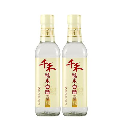 千禾糯米白醋500ml*2