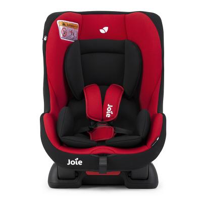 英國巧兒宜joie汽車兒童安全座椅嬰兒座椅0-4歲緹爾特C0902F 紅黑色