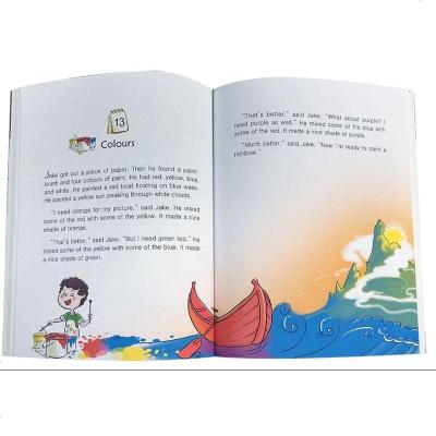 0625英文原版 one story a day 365個天天英語故事繪本12本套裝送原裝音頻CD 小學生課外閱讀讀