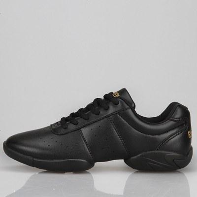 17竞技健美操鞋女啦啦操鞋子比赛专业鞋训练鞋软底舞蹈鞋