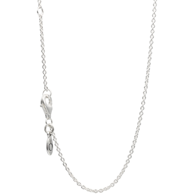 PANDORA潘多拉 925銀女士項鏈鎖骨鏈/基礎鏈 590412