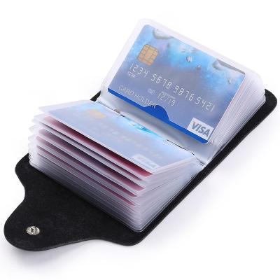 琦格爾復古個性磨砂卡包超薄多卡位卡包夾男女通用信用卡套銀行卡駕駛證行駛證包