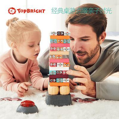 Topbright特寶兒拆彈專家&萌趣小鳥豪華版游戲疊疊樂120464