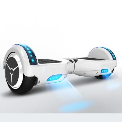 阿尔郎(AERLANG)双轮智能电动平衡车成人扭扭漂移思维体感车两轮儿童平衡车-6.5吋白色X3E豪华款白色