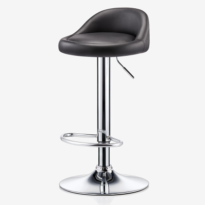 歐寶美吧臺椅酒吧椅高腳椅吧凳前臺椅子可升降