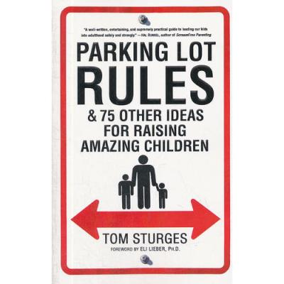 PARKING LOT RULES & 75 OTHER(ISBN=9780345503787) 英文原版