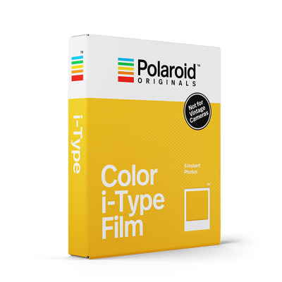 Polaroid 寶麗來 拍立得彩虹機 Onestep2、Onestep+ 一次成像相機 itype 白邊彩色相紙
