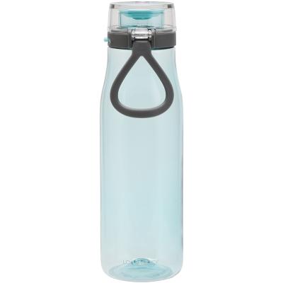 乐扣乐扣(lock&lock)塑料杯一键式开启运动水杯Tritan便携式茶杯杯子 750ml ABF685