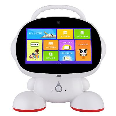 童之聲(tongzhisheng)兒童智能機器人玩具AI對話九英寸觸屏跳舞早教機