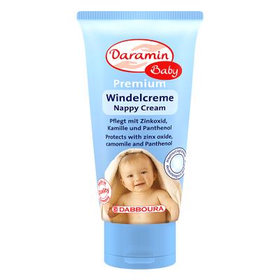 达罗咪(daramin) 婴儿 护臀膏 德国原装进口 新生儿 红屁屁护理霜 尿布疹滋养修护 婴儿护肤