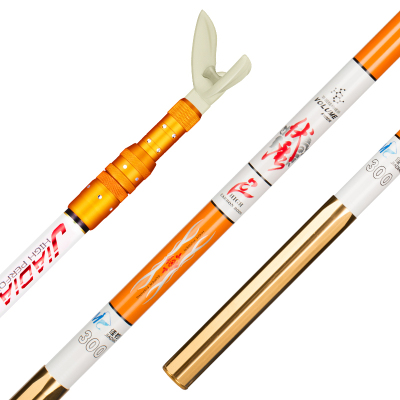 佳釣尼伏魔3米定位炮臺支架魚竿超輕超硬架桿碳素臺釣箱釣魚桿架