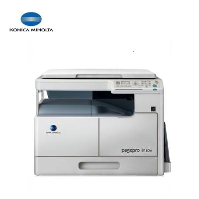 柯尼卡美能达(KONICA MINOLTA)6180e复印机 A3 复合机机 打印 复印 扫描 单纸盒 打印机 一体机 复合机