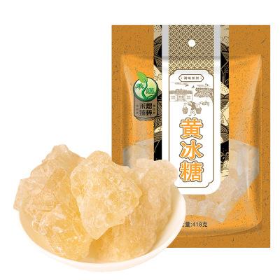 禾煜 黃冰糖 418g/袋 廚房調料 調味品 冰糖 禾煜出品