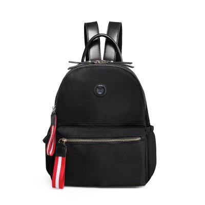 新款時尚雙肩背包軟面運動包小包包休閑包書包女雙肩包女士小背包