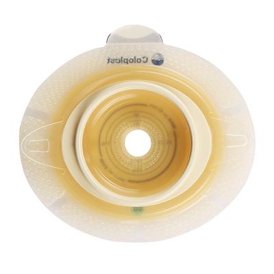 康樂保(Coloplast)勝舒11035二件式造口袋微凸底盤60MM加強型造瘺護理底盤 5個/盒