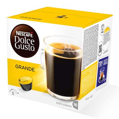 雀巢(Nestle) 美式醇香 咖啡胶囊16颗盒装