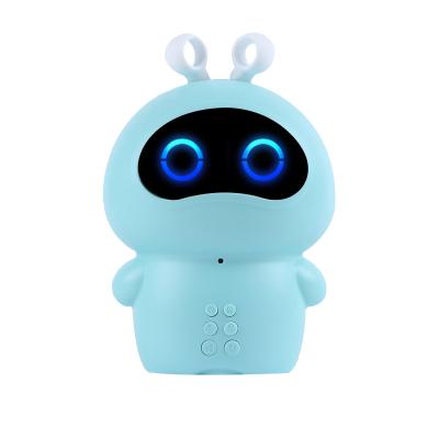 童之聲智能機器人小白幼教故事機兒童翻譯益智WiFi早教機器人