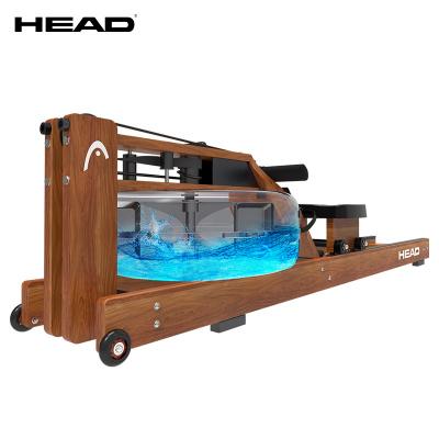 HEAD歐洲海德 水阻劃船機劃原木水阻劃船器 健身器材【預售付款后10天內發貨】